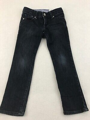 Gap Kids Toddler Kids Girls Size 5 Dark Blue Super Skinny Stretch Denim