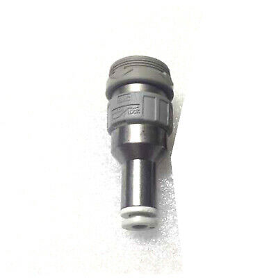 H●  SMC KK4S-06H S Coupler - Socket Straight Type With One-touch Fitting New