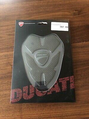 Ducati Carbon Tank Protection