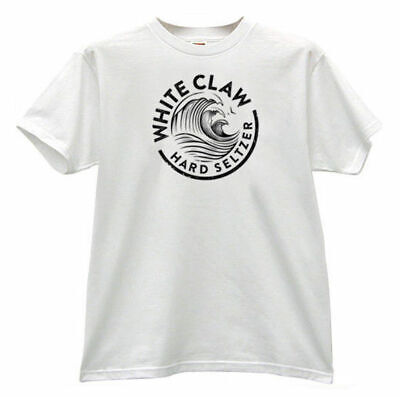 New White Claw hard seltzer T shirt S-5XL