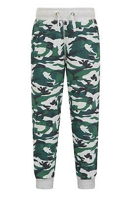 Mountain Warehouse Kid Athletic Kids Printed Cosy Lined Jogger Trousers