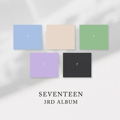 SEVENTEEN - An Ode [1+2+3+4+5 ver. SET] 5CD+5Posters+Free Gift EXPEDITED SHPPING