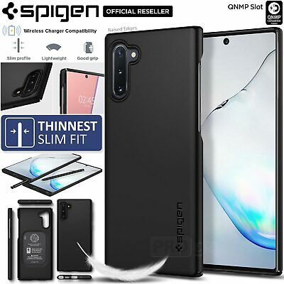[FREE EXPRESS] Galaxy Note 10 Case, Spigen Exact Thin fit Slim Cover for Samsung