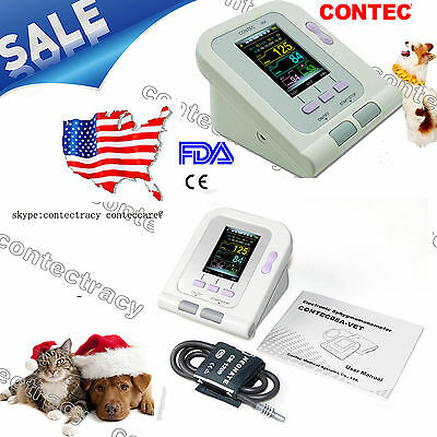 VET Veterinary Digital Blood Pressure Monitor,BP monitor,sphygmomanometer,FDA,US