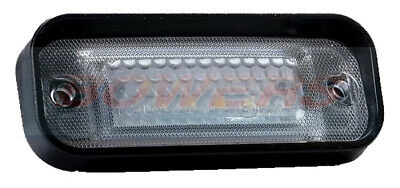 Led Number Plate Light Lamp Autotrail Dakota Frontier Imala Mohawk Motorhome
