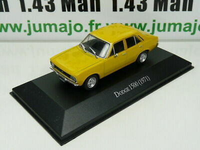 ARG9G Voiture 1/43 SALVAT Autos Inolvidables : Dodge 1500 (1971)