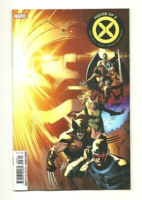 HOUSE OF X #3 Regular Cover A 1st Print NM- (9.2)