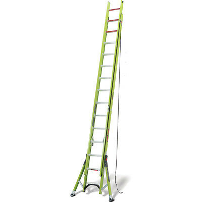 Little Giant HyperLite Sumo Stance Extension Ladders - Fibreglass 4 Size Options
