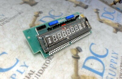 ??? 41115 41113 9 Digit Timer Display Board