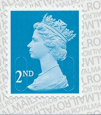 "2019 ""M19L""-""MTIL"" 2nd Class MACHIN SBP2i - Single Stamp from Book of 12"