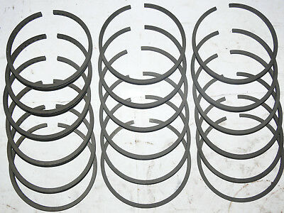 """Ford 300 6 Cylinder Truck Mahle Piston Rings 1966-95 .040/"""" OVERSIZE"""