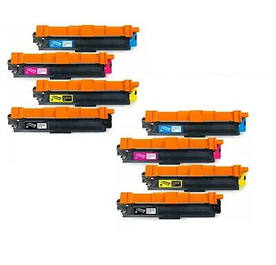 8-Pk/Pack TN225 TN221 Toner Replace for Brother HL-3140CW MFC-9130CW MFC-9330
