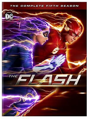 The Flash: Season 5 [2019] New DVD / Free Delivery