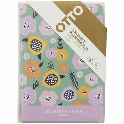 Otto Small Week to View Wellness Planner 2020