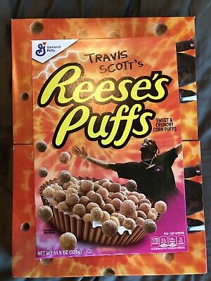 Travis Scott x Reese's Puffs cereal Brand new