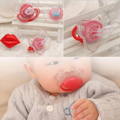 Baby Newborn Silicone Orthodontic Soother Dummy Pacifier Infant Teat Nipple AA3