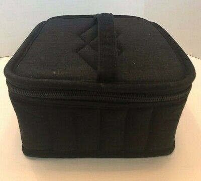 TRAVEL / STORAGE BAG Holder 36 bottles essential oil