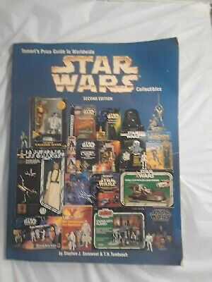 Tomart's Price Guide To Worldwide Star Wars Collectibles 2nd Edition 1997