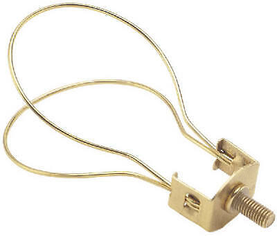 WESTINGHOUSE LIGHTING CORP Brass Finish Clip-On Bulb Adapter 70219