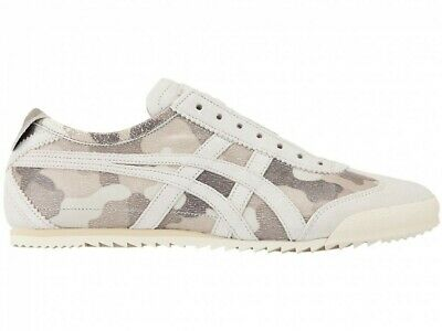 Asics japan Onitsuka Tiger MEXICO SLIP-ON DELUXE 1182A133 White With shoe bag