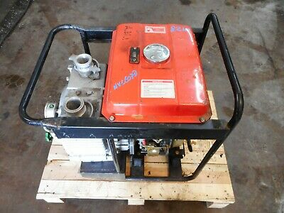 Diesel Engined Portable Water Pump (Spare/Repair/Turns Over) - NVC607D