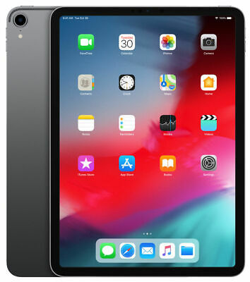 Apple iPad Pro 3rd Gen. 11'' Wi-Fi - Space Gray - Excellent Condition