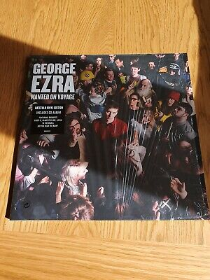 GEORGE EZRA ~ WANTED ON VOYAGE ~ VINYL LP plus CD ~ NEAR MINT