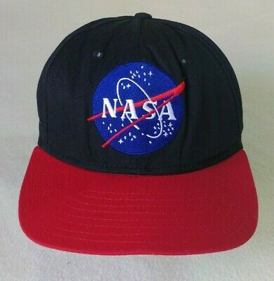 Oversize XXL NASA I Need My Space Embroidered Washed Trucker Mesh Cap