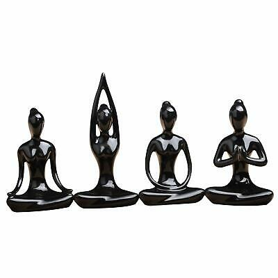 Grass Lands USA Crescent Twist Pose Yoga Frog on Lily Pad 5 Inch Resin Stone Tabletop Figurine