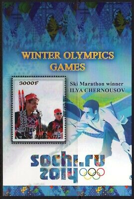 Russia Sochi 2014 Olympic Champions Olympiques Olympische #B929
