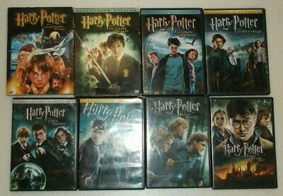 Harry Potter ~ The Complete Series [1-8]