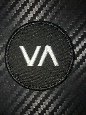 Rvca Va Patch Ruca Patch Va Patch Mma Surfer Skater For Hat For Cap Apparel Etc