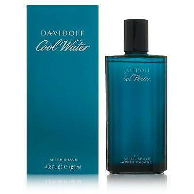 Cool Water by Davidoff for Men 4.2 oz After Shave Pour Brand New