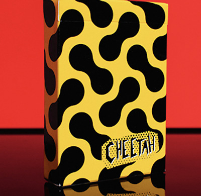 Cheetah Playing Cards by Gemini - LIMITED