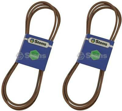 2 Pack Stens 265-534 OEM Replacement Belt Fits Toro 110-6892