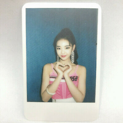 Itzy Lia Official IT'z ICY Open Brodcast Photocard Photo Card Girl Jyp K-pop