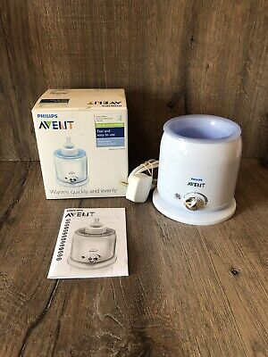 Philips Avent Express Electric Bottle And Food Warmer