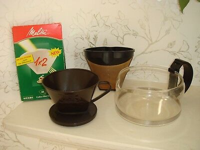 36 Melitta Aroma Coffee Filters Braun Filter Coffee Pot without Lid Handy Making