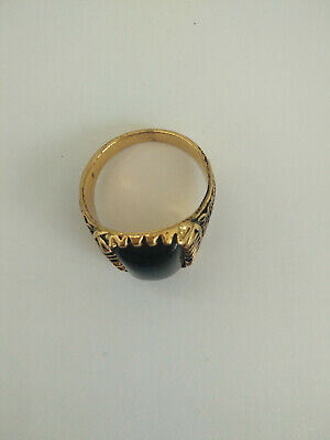 Extremely Rare Ancient Viking Old Ring Bronze Artifact Museum Quality