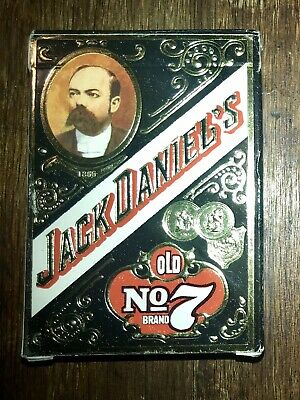 Playing Cards Jack Daniels No 7 Whiskey