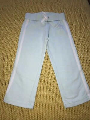 Girl2Girl Pastel Blue Casual Joggers Trousers Age 2-3 Years