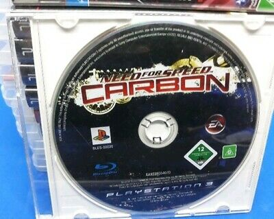 Need for Speed Carbon (Sony PlayStation 3, 2007)  Disc Only