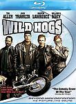 Wild Hogs (Blu-ray Disc, 2007) New Factory Sealed