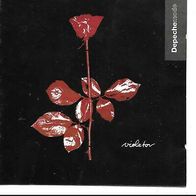 Depeche Mode Violator UK CD CD Stumm 64