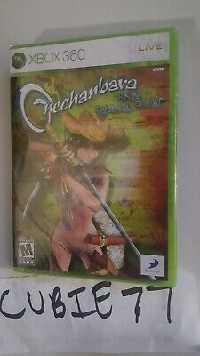 Onechanbara Bikini Samurai Squad (Microsoft XBOX 360, 2009) NEW & Sealed US
