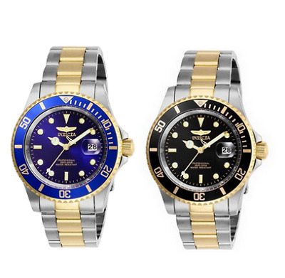 Invicta Men's Pro Diver Stainless Steel 40MM Watch 26972
