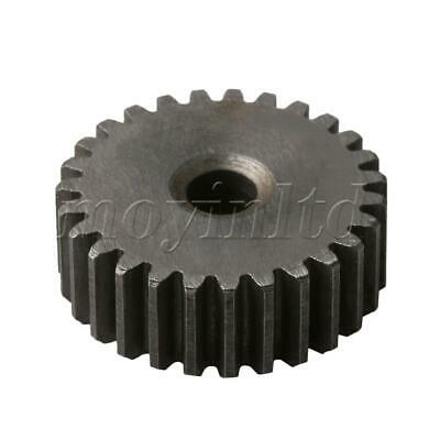 0.8 Model Spurs Gears Durable 27T Gear 2.3cm Diameter Sliver 45 Steel