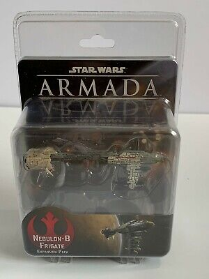 Star Wars Armada NEBULON-B FRIGATE Expansion Pack FFG SWM04    NIB