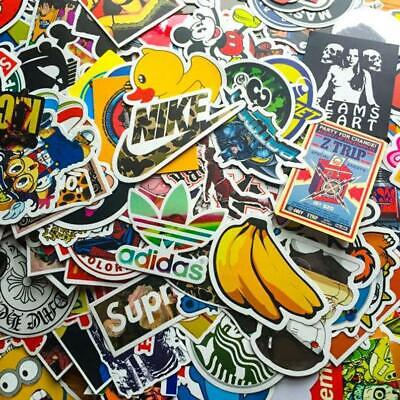 New Sticker Bomb Decals Vinyls for Car Motorcycle Skateboard Laptop PS XBOX