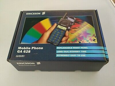Móvil / Mobile Ericsson GA628 almost new. All accesories in perfect conditions!!